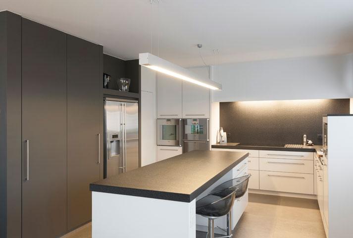 Inrichting nieuwbouw appartement keukens uytterhoeven interieur