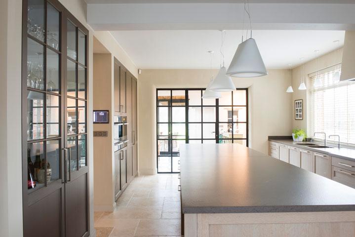 Renovatie Hoeve Keukens Uytterhoeven Interieur