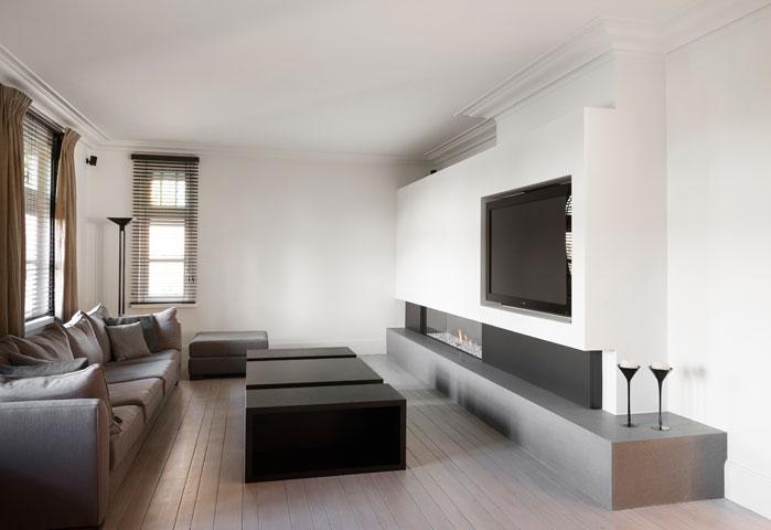 Hedendaagse inrichting villa keukens uytterhoeven for Hedendaags interieur